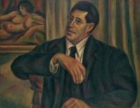Portrait of Kotelianski