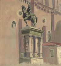 The Colleoni Memorial, Venice
