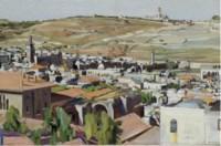 Jerusalem from Mount Olives