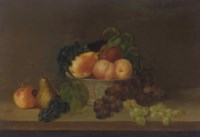 Still Life with Bowl of Fruit