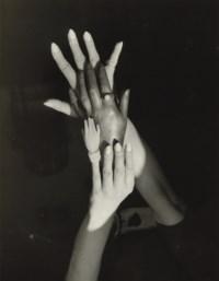 Untitled (Surrealist hands), 1939