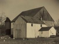 Bucks County Barn, 1918