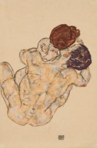 Mann und Frau (Umarmung)