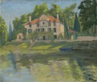 Villa on the Nivelle