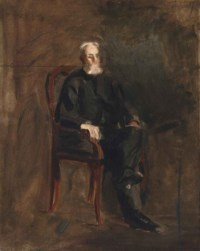"Study for ""Portrait of Robert C. Ogden"""