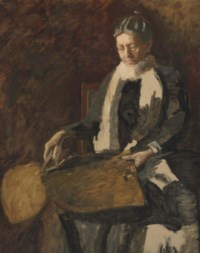 Portrait of Mrs. Joseph W. Drexel