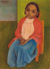 Retrato de Julieta