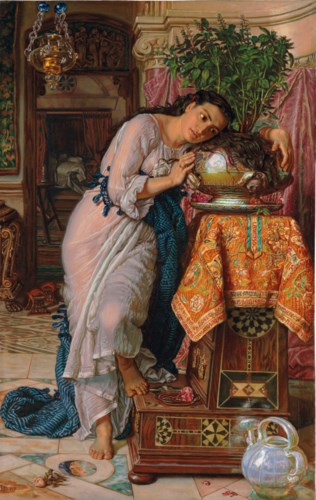 William Holman Hunt, OM, RWS (