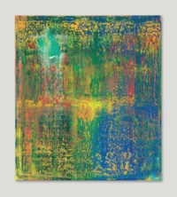 Abstraktes Bild (648-3)