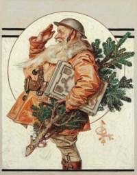 World War I Santa