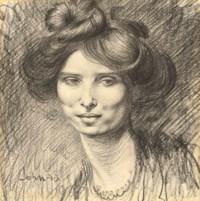 Portrait of Dorelia