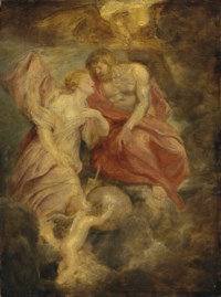 Venus supplicating Jupiter