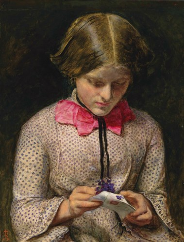 Sir John Everett Millais, P.R.