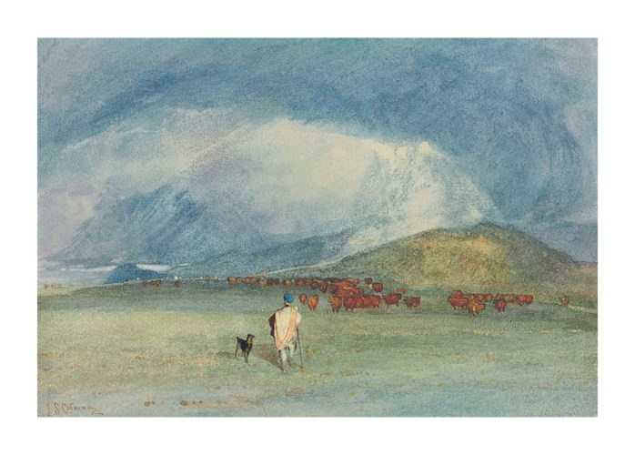 John Sell Cotman (Norwich 1782