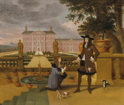 English School, circa 1677