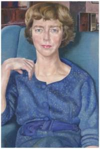 Portrait of Kate Morrell