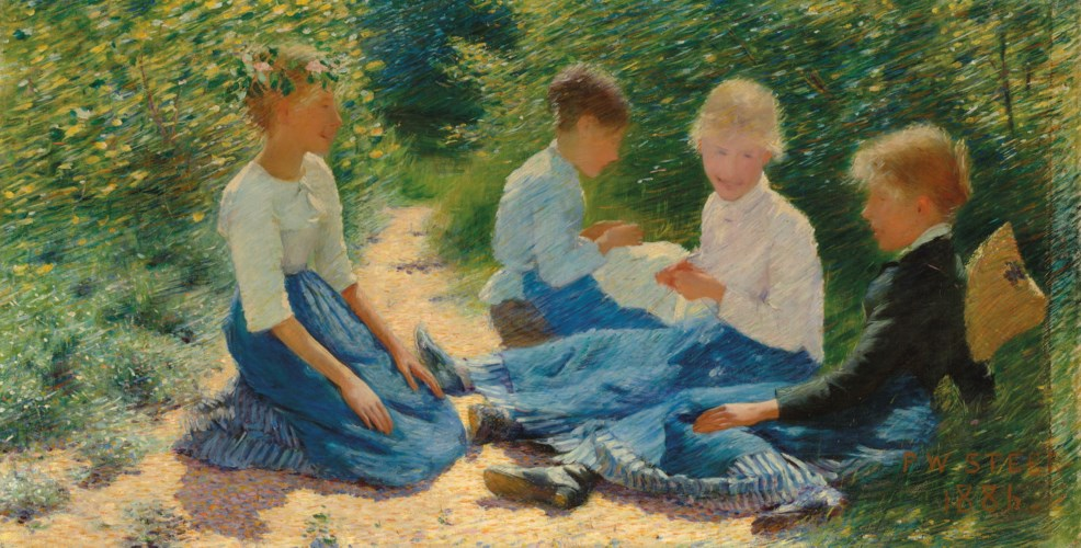 Philip Wilson Steer, OM (1860-