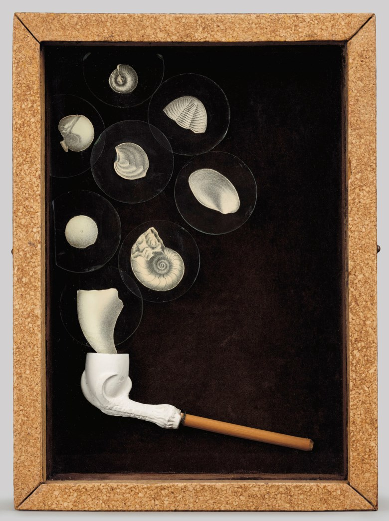 Joseph Cornell (1903-1972), Object, executed in 1940. 11⅛ x 8¼ x 2½  in (28.2 x 21 x 6.3  cm). Estimate $800,000-1,200,000. This lot is offered in Post-War and Contemporary Art Evening Sale on 15 November 2018 at Christie's in New York© The Joseph and Robert Cornell Memorial FoundationVAGA, NYDACS, London 2018