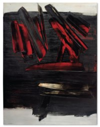 Peinture 186 x 143 cm, 23 décembre 1959