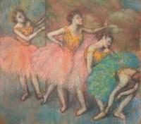 Quatre danseuses