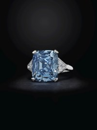 A SENSATIONAL COLORED DIAMOND RING, BULGARI