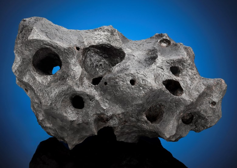 Matchless Canyon Diablo Meteorite — Natural Sculpture from Outer Space. Sold for $237,500, 14 February 2018, Online