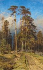 Ivan Shishkin (1832-1898)
