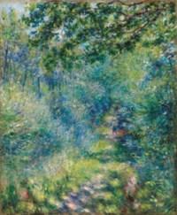 Sentier dans le bois
