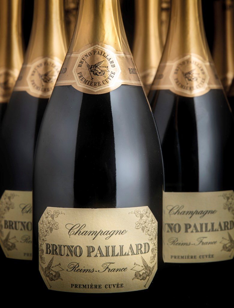 Bruno Paillard Première Cuvée, 12 bottles per lot. Estimate £1,000-1,800. Offered in Finest and Rarest Wines and Spirits on 5-6 June 2019 at Christie's in London