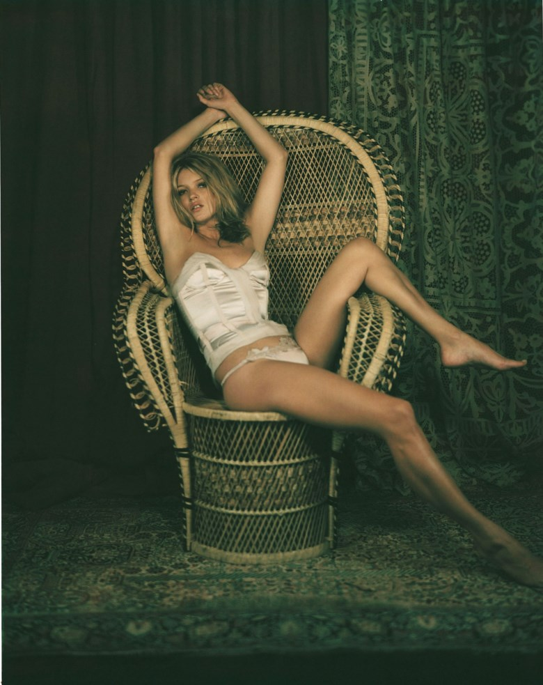 Mary McCartney (b. 1969), Kate in Chair, executed in 2004, this work is number four from an edition of five. 33¼ x 26in (84.5 x 66cm). Estimate £1,500-2,500. This lot is offered in                      The George Michael Collection Online Auction                 , 8-15 March 2019, Online