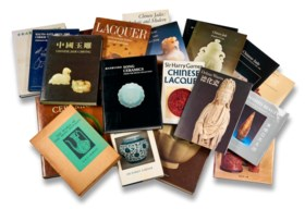 A GROUP OF FORTY-FIVE REFERENCE BOOKS