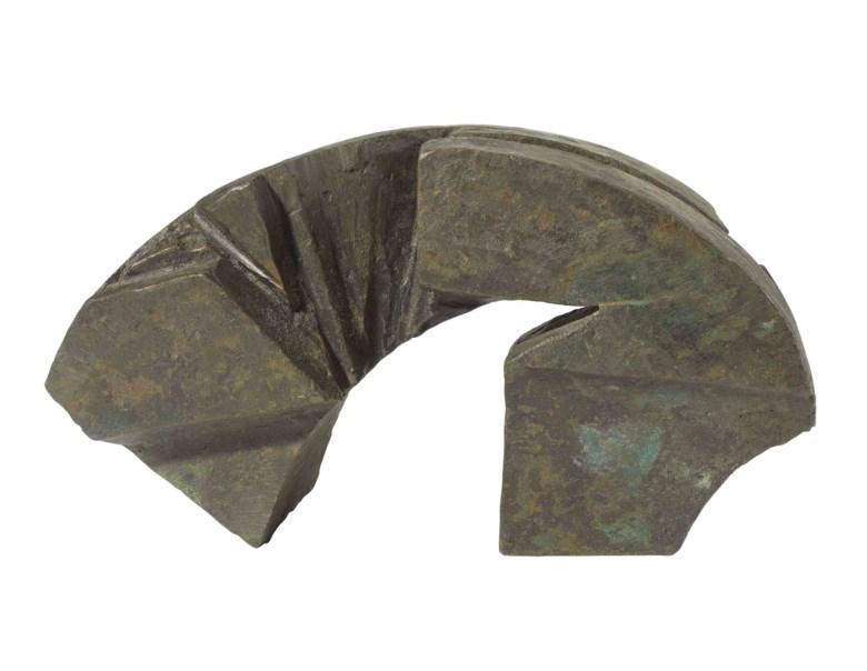 Ju Ming (Zhu Ming, Taiwan, b. 1938), Taichi Series. Bronze sculpture. 15 x 28 x 11 cm (5⅞ x 11 x 4⅜ in). Estimate HK$120,000-200,000. Offered in Contemporary Art Asia, 21-28 May 2019, Online