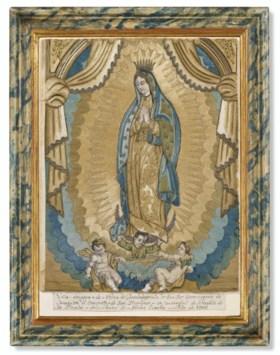 Sor Encarnación de Jesús (Mexican School, late 18th century)