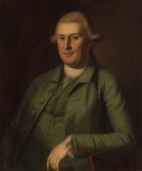 Portrait of John Barnes