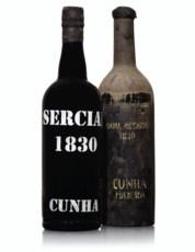 Cunha, Sercial 1830