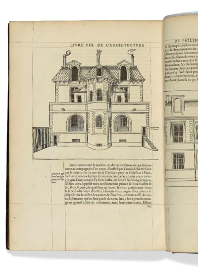 L'ORME, Philibert de (ca 1515-