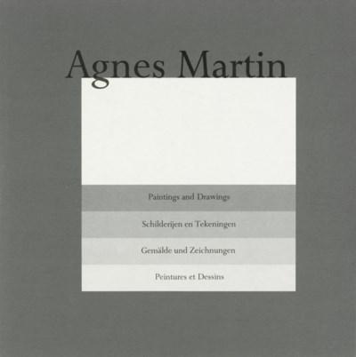 AGNES MARTIN (1912-2004)