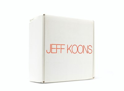 JEFF KOONS (B. 1955)