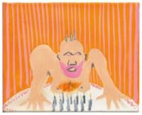 (i) Orange Burn (ii) Burning Hair (iii) Pull Over (iv) Pink Cake