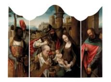 Master of the Antwerp Adoratio