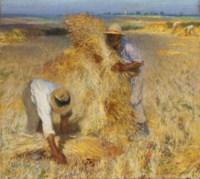 Harvesters: Setting up Sheaves