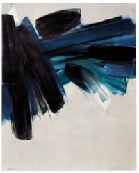 Peinture 162 x 130 cm, 9 juillet 1961