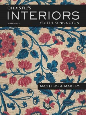 Christie's Interiors - Masters auction at Christies
