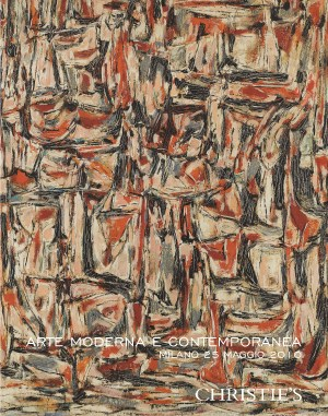 Modern and Contemporary Art auction at Christies