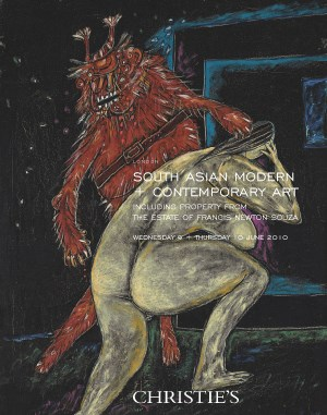 The Art of Souza: Property fro auction at Christies