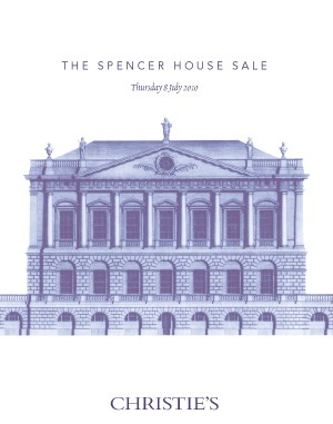The Spencer House Sale auction at Christies