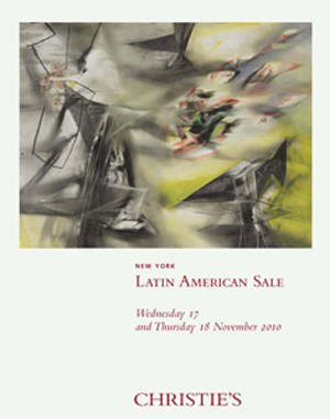 Latin American Sale auction at Christies