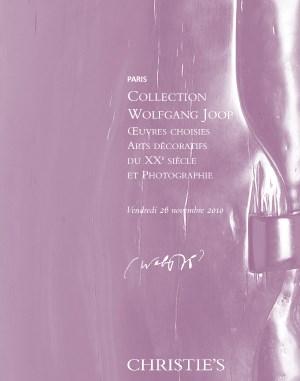 Collection Wolfgang Joop - Oeu auction at Christies