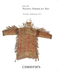 Native American Art auction at Christies