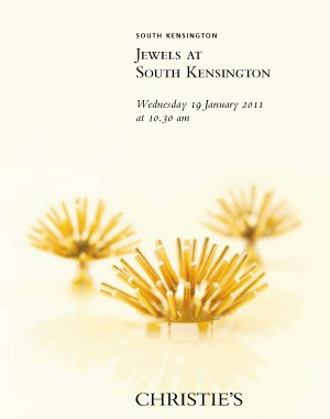 Jewels  auction at Christies